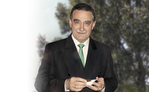 Anselmo García Vicepresidente de la Fundación Soriactiva