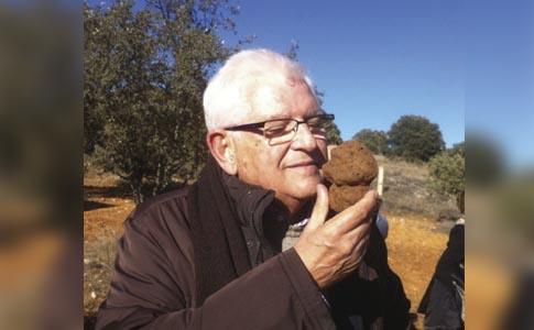 El doctro Ruiz Liso nos habla sobre la trufa negra y la dieta mediterranea