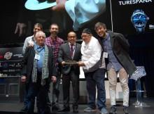 Trufa negra de soria en fitur 2018